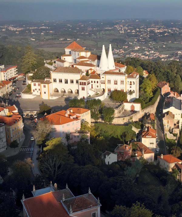 Google disponibiliza mapas do interior dos Palácios de Sintra