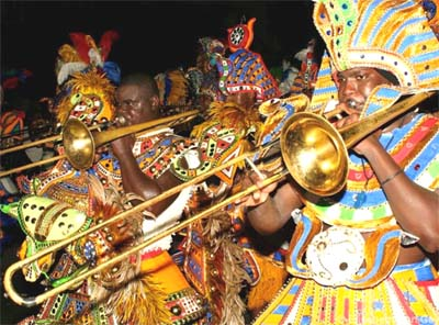 Junkanoo - Fonte: Creative Nassau