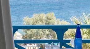 Kamari Beach Hotel Santorini
