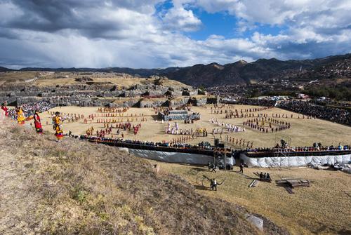 Inti Raymi (Peru) - Foto de Heinz Plenge Pardo ©
