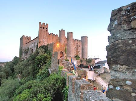 Mercado Medieval Óbidos 2014 - Foto Site Oficial ©