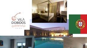 Hotel Vila D' Óbidos Art Garden