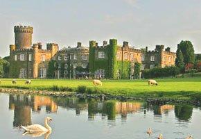 Hotéis em Castelos