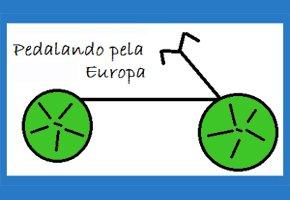 De bicicleta pela Europa