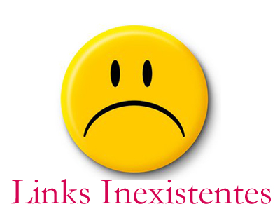 Links e sites inexistentes em Posts Antigos