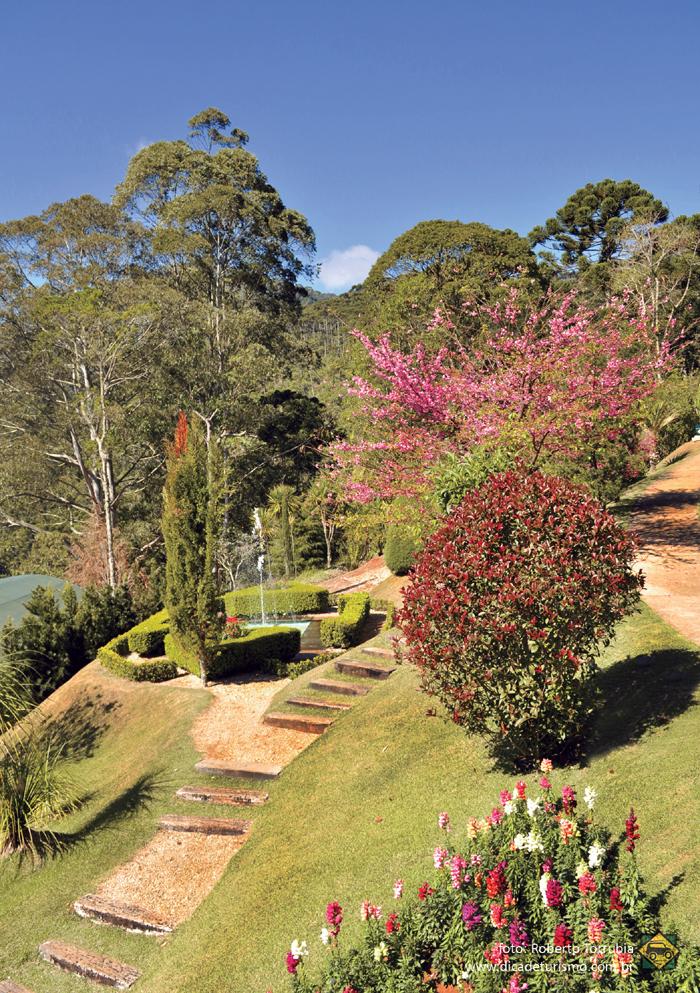 Ecco Parque - Santo António do Pinhal - Foto Crédito: Roberto Torrubia ©