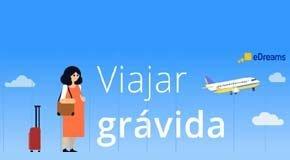Recomendações para gestantes que pretendam viajar de avião
