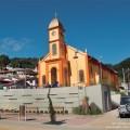 Foto: Igreja Matriz St. António do Pinhal (crédito: Roberto Torrubia)