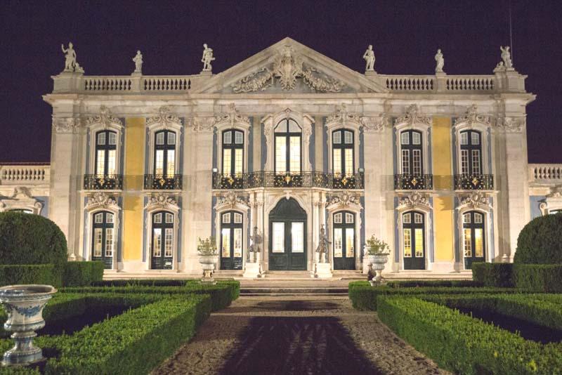 Palácio Nacional de Queluz- Foto creditos PSML Wilson Pereira