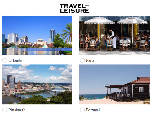Portugal entre os nomeados para destino de 2016 Travel + Leisure