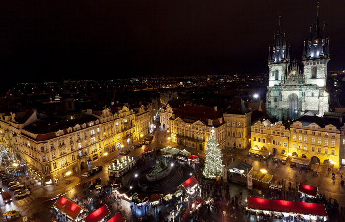 República Tcheca - Foto Site Tourism Tcheca ©