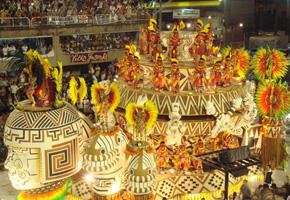 Carnaval no Rio de Janeiro 2017