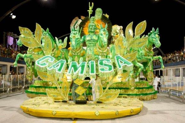 Léo Pinheiro (Picasa) - Carnaval São Paulo 2010 - Camisa Verde e Branco em 15/02/2010