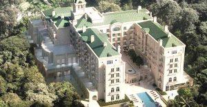 Palácio Tangará o novo hotel 5 estrelas de São Paulo