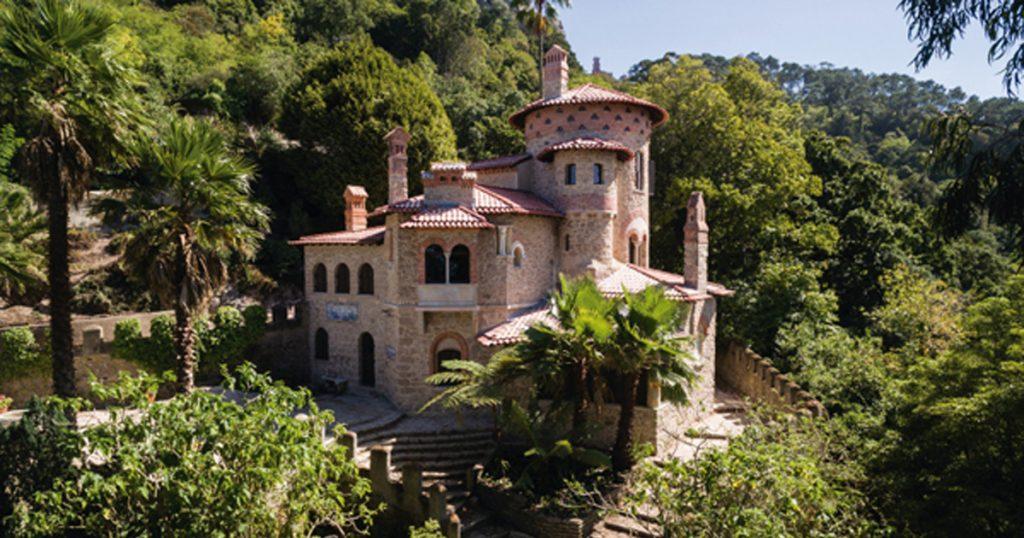 Já conhece a Vila Sassetti em Sintra?