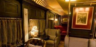 Trem de luxo do Brasil - Great Brazil Express